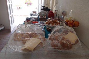 villa-teresa-maria colazione